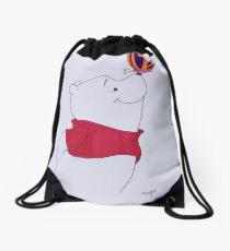 Winnie Pooh Drawstring Bag
