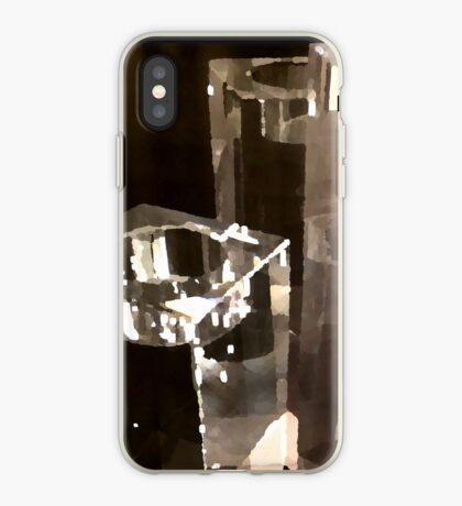 glass two iPhone Case