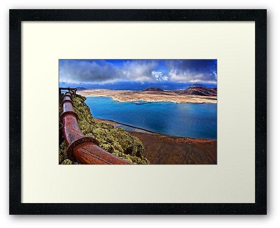 Lanzarote by David Bradbury