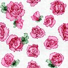 Wild Roses by Alma Lee