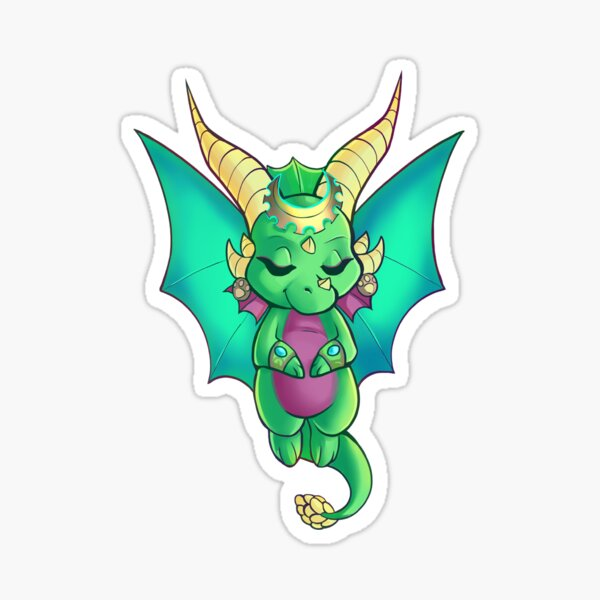 Chibi Ysera Sticker