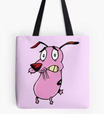 Courage 2 Tote Bag