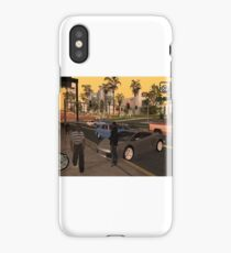 Gta skr iPhone Case/Skin