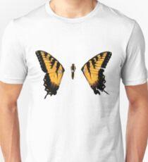 Butterfly Paramore Brand New Eyes Unisex T-Shirt