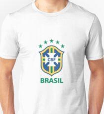 Brazil Crest Unisex T-Shirt