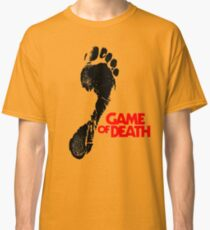 Game of Death footprint Classic T-Shirt