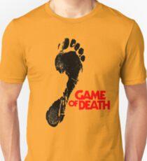 Spiel des Todes Fußabdruck Slim Fit T-Shirt