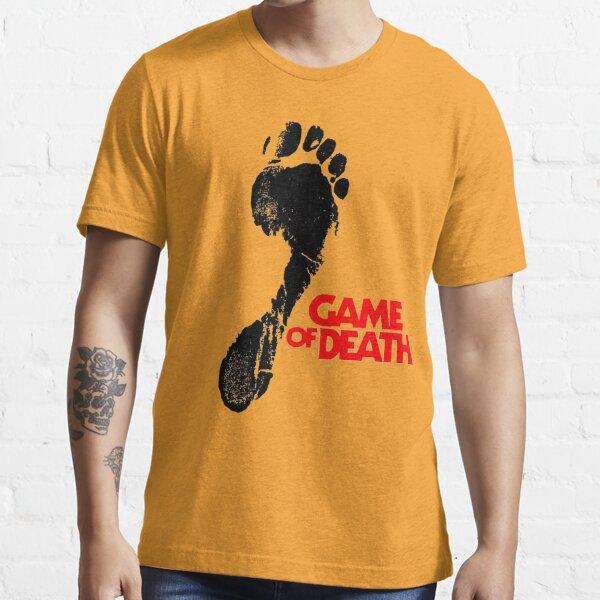 La huella del juego de la muerte Camiseta esencial