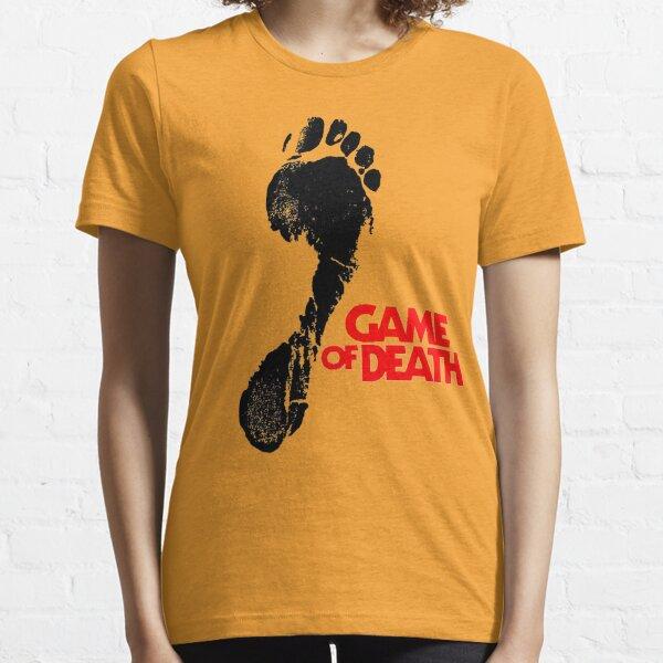 Game of Death footprint Essential T-Shirt