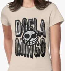 Camiseta entallada para mujer DOFFY