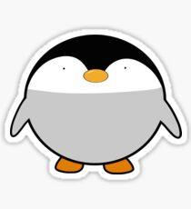 Cute Chubby Penguin Sticker