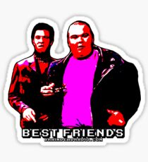 Best Friends - Bullies Sticker