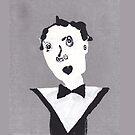« Klaus - Martin Boisvert - Face à flaques » par Martin Boisvert