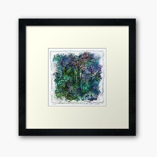The Atlas of Dreams - Color Plate 190 Framed Art Print