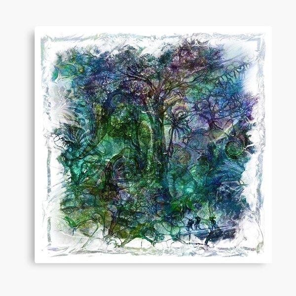 The Atlas of Dreams - Color Plate 190 Canvas Print