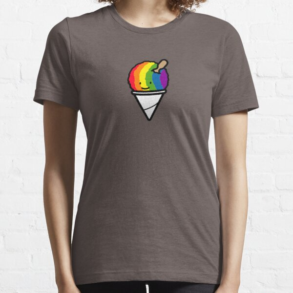 Rainbow shave ice Essential T-Shirt