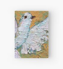 Dove  Hardcover Journal