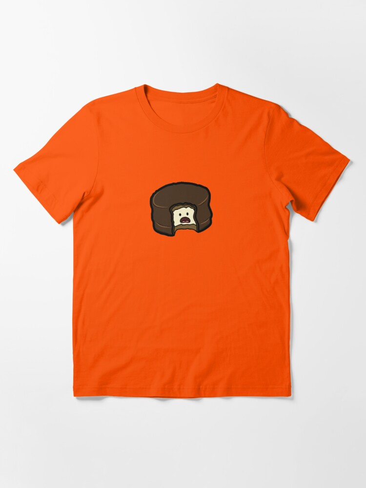 Alternate view of Chocolate dipped ice cream sandwich Essential T-Shirt
