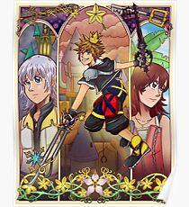 Kingdom Hearts Nouveau Poster