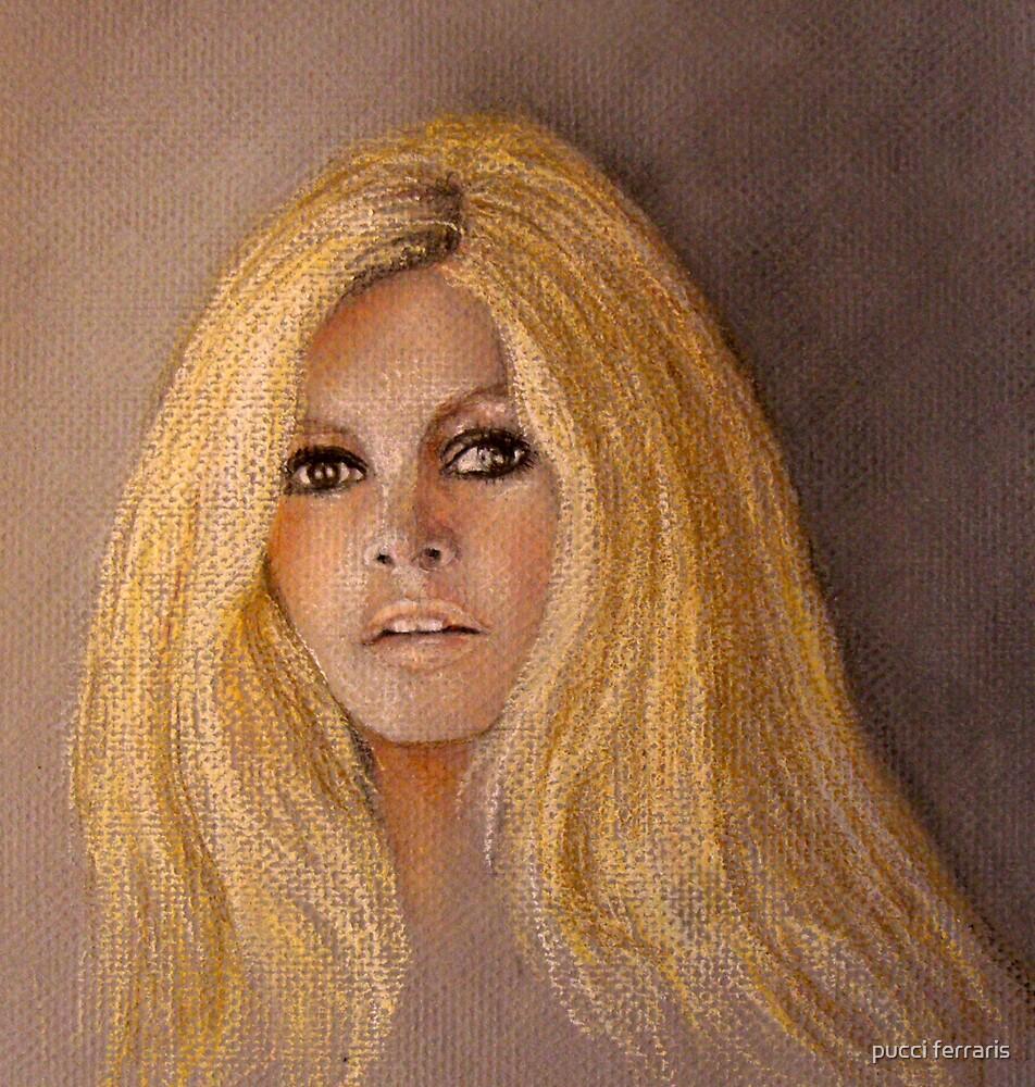 Brigitte Bardot by pucci ferraris