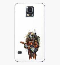 Der tote Astronaut Hülle & Klebefolie für Samsung Galaxy