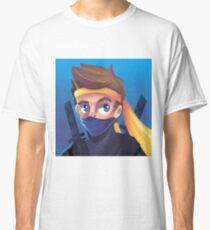 Camiseta clásica Ninja