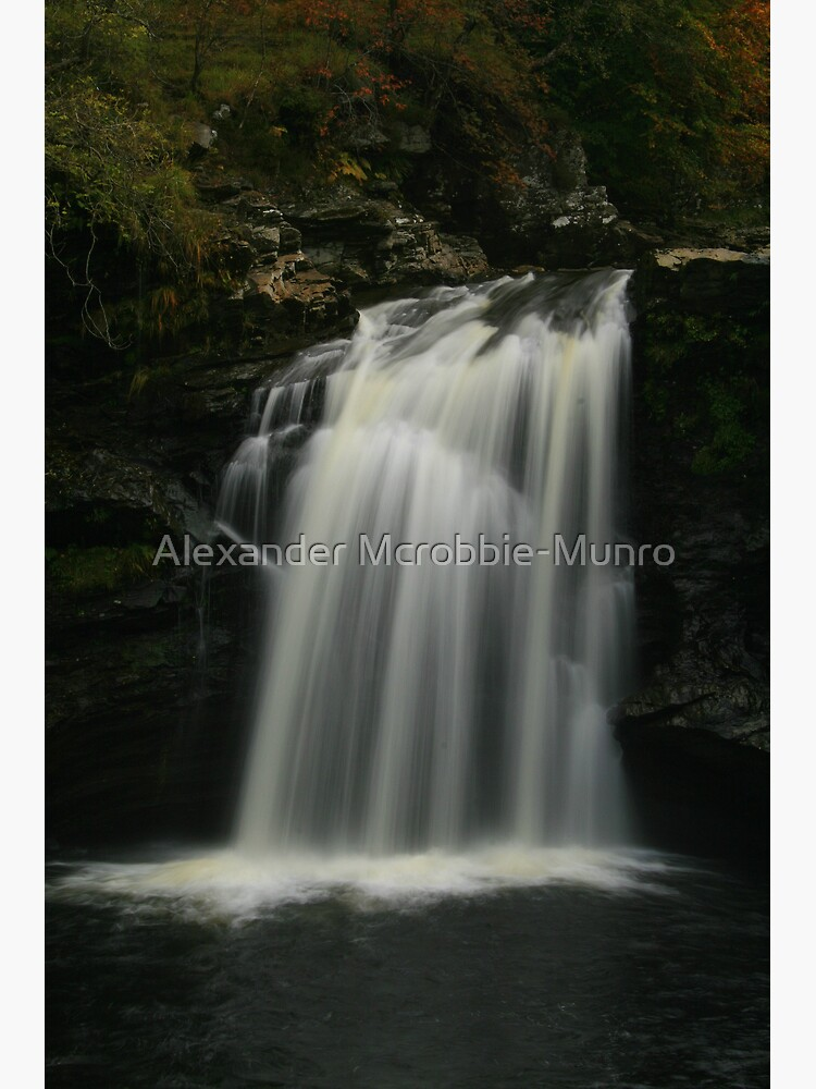The  Falls  of  Falloch by Alexanderargyll