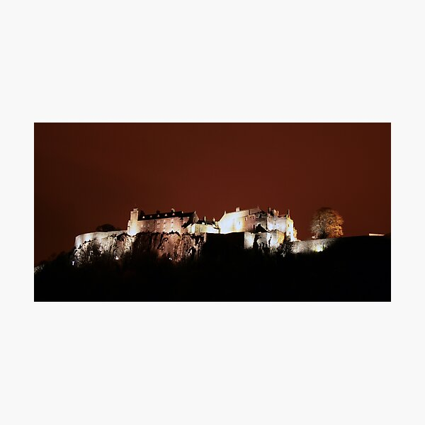 Stirling  Castle Photographic Print