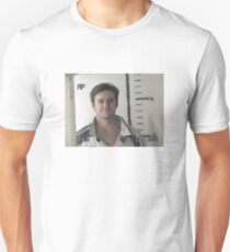 Armie Hammer Mugshot Unisex T-Shirt