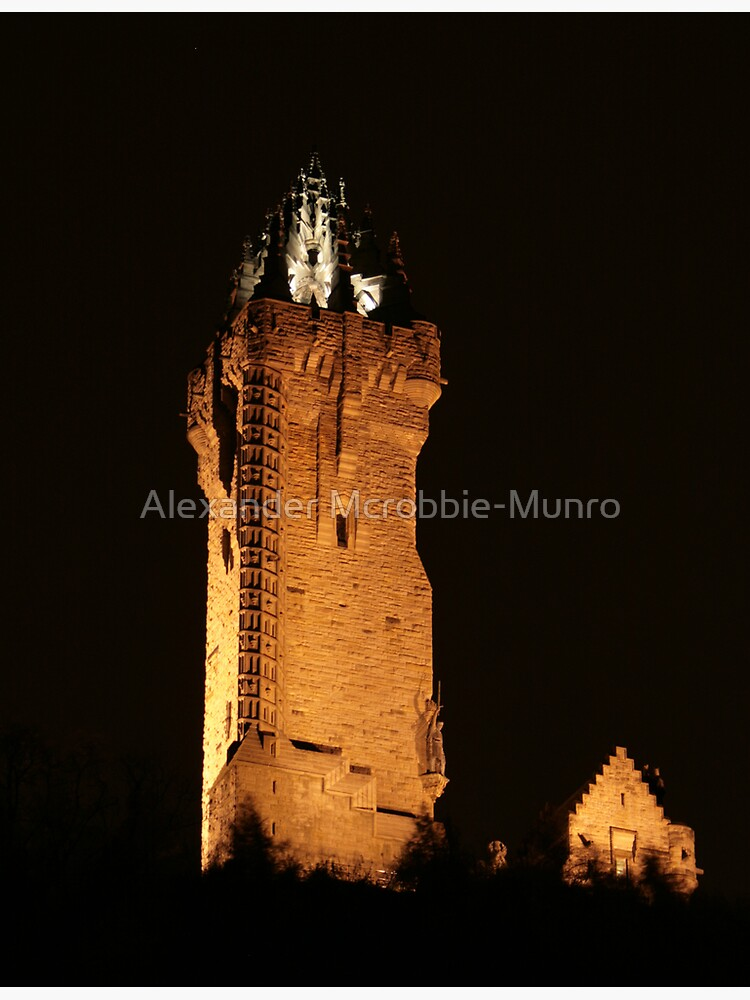 wallace  monument by Alexanderargyll