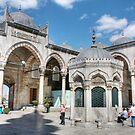 Yeni Mosque by Joel McDonald