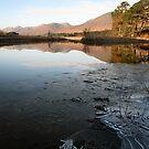 Loch Tulla by Alexander Mcrobbie-Munro