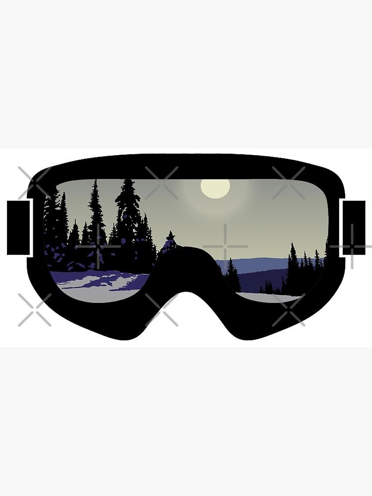 Morning Goggles | Goggle Art | DopeyArt by DopeyArt