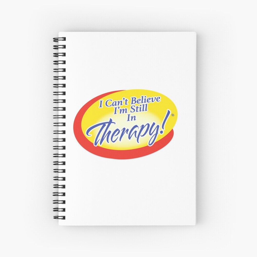 I Can't Believe! Spiral Notebook