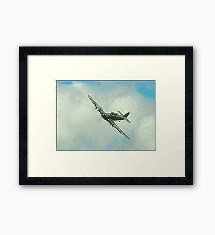 Hawker Hurricane Framed Print