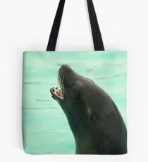 Sealion Tote Bag