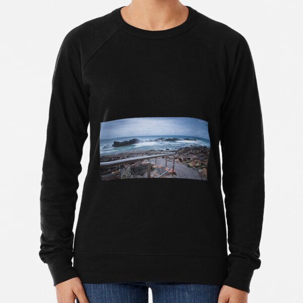 Forster Pebbly Beach  0161 Lightweight Sweatshirt