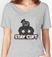 Stay Cuft Women's Relaxed Fit T-Shirt
