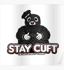 Stay Cuft Poster