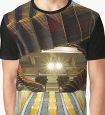 The re-imagined escalator Graphic T-Shirt