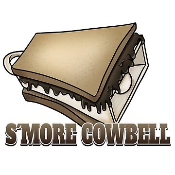 S´more cowbell by pgdn