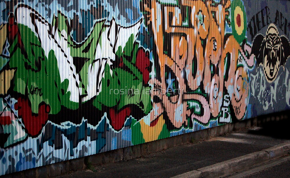 Richmond lanes by Rosina  Lamberti