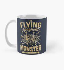 The Flying Spaghetti Monster (dark) Mug