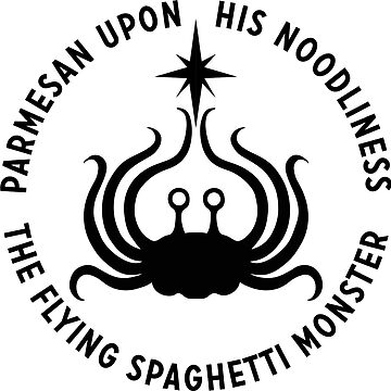 Flying Spaghetti Monster - His Noodliness by pastafarian