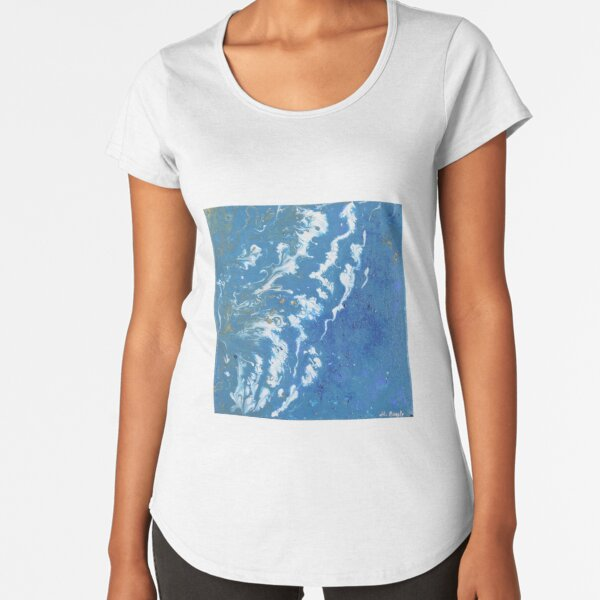 Ocean Spirit  Premium Scoop T-Shirt