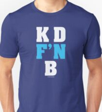 MCFC Kevin De Freakin' Bruyne Collection Unisex T-Shirt