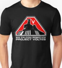 Project Voltes Dev Team Tee (White Text) Unisex T-Shirt