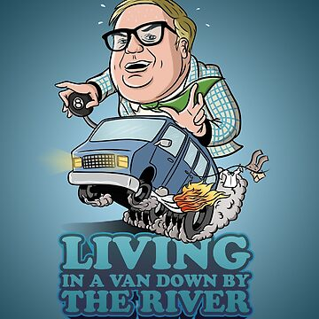 Living in a van down by the river by pgdn