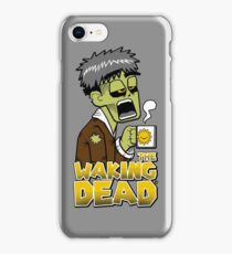 The Waking Dead iPhone Case/Skin