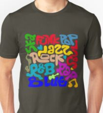Music The Universal Language Unisex T-Shirt